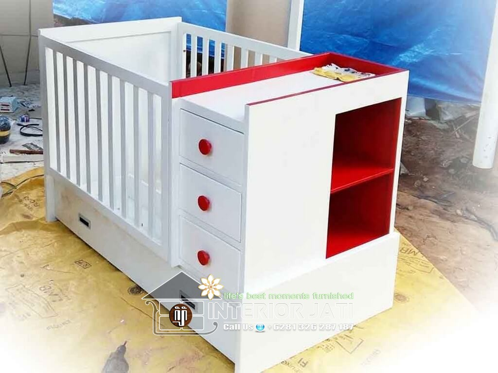 Box Bayi Cat Duco