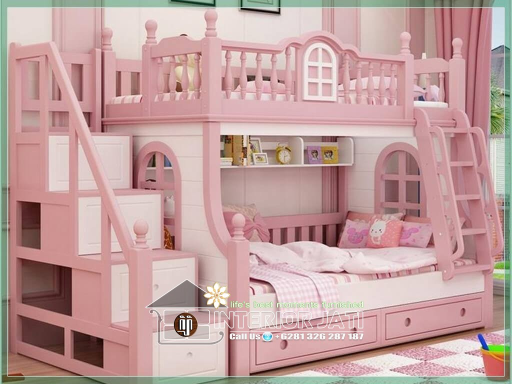 Furniture Anak Cat Duco Mewah